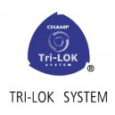 Zarma Tri Lok (Fast Twist) Each by Champ (3120)
